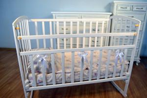 Чтоб избежать детского рёва, купите у нас кроватку «Лёва»